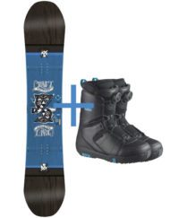 Kit Snowboard Adulto