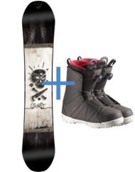 Kit Snowboard Adulto