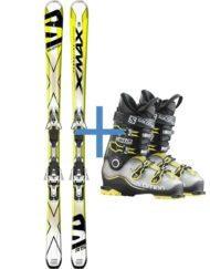 Kit da sci esclusivo per sciare sul Monterosa
