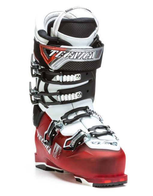 Normal level ski boots rental