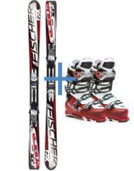 Kit Donna per sciatrici di livello regolare