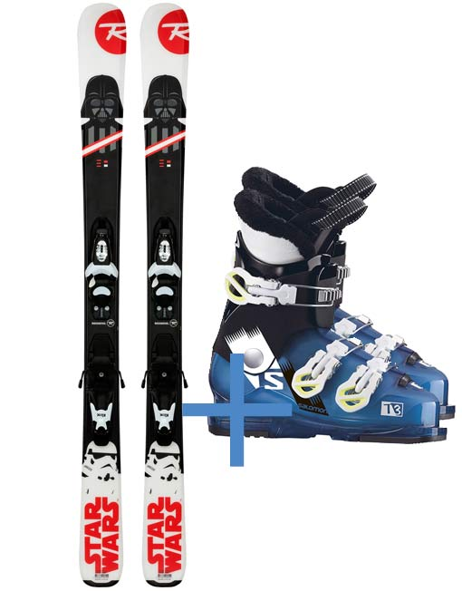 Junior Kit 2018 Ski Rental Gressoney