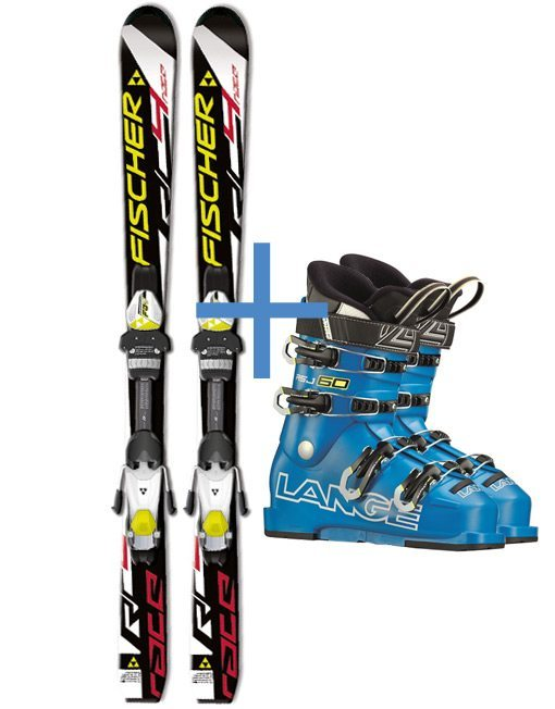 Kit Junior Monterosa Ski Rental