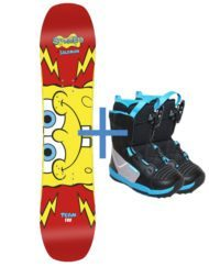 Kit Snowboard Junior for rent