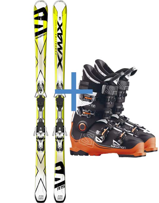 Skis and Boots Exclusive Level - Ski Rental at Ermanno Sport, Gressoney Monterosa