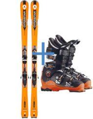 Skis and Boots Professional Level - Monterosa Ski Rental