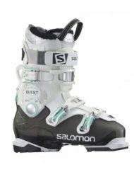 Woman Boots Ski Rental