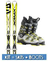 Kit (Boots + Skis)