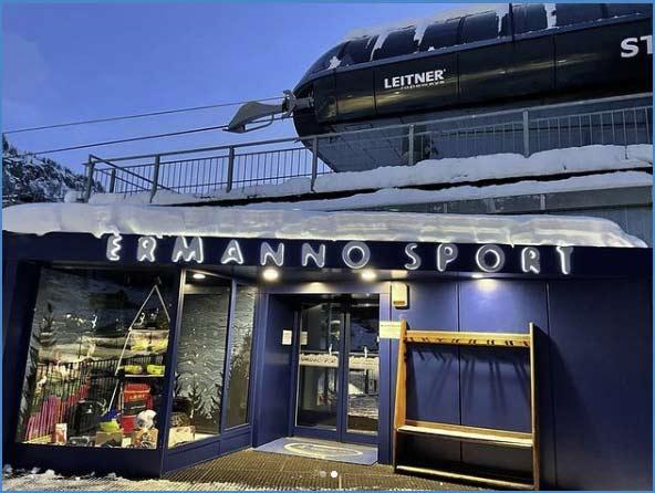 Rent Your Skis at Ermanno Sport - Gressoney La Trinité - Italy - Monterosaski