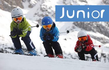 Junior Skis Kit and Equipment To Hire