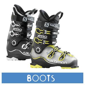 Boots - Ermanno Sport Ski Rental